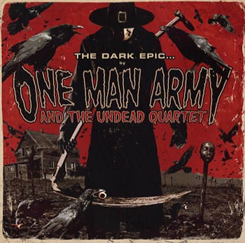 One Man Army & Undead Quartet Dark epic (Massacre/Sound Pollution)