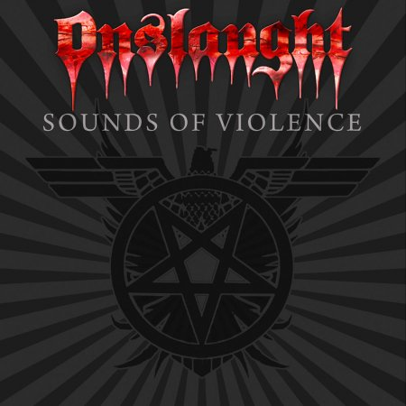 Onslaught Sounds Of Violence (AFM/Sound Pollution)