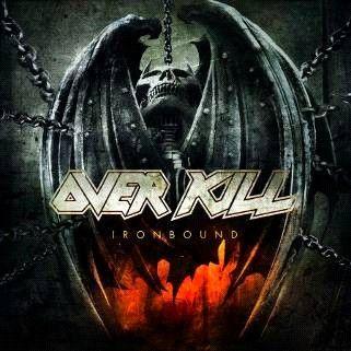 Overkill Ironbound (Nuclear Blast/Warner)