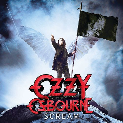 Ozzy Osbourne Scream (Sony Music)