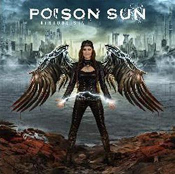Poison Sun Virtual Sin (Metal Heaven/Sound Pollution)
