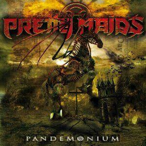 Pretty Maids Pandemonium (Frontiers/Bonnier Amigo)