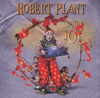 Robert Plant Band of Joy (Es Paranza/Universal)