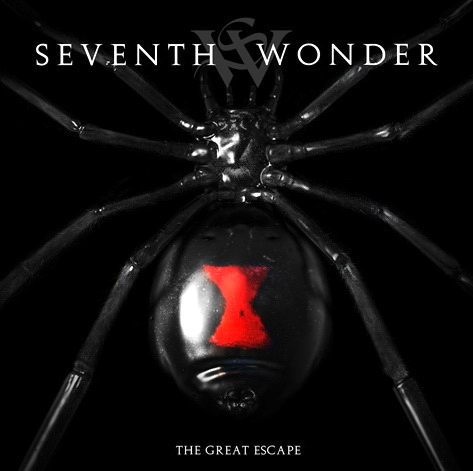 Seventh Wonder Great Escape (Lion Music/Border)