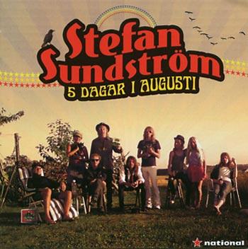 Stefan Sundström 5 dagar i augusti (National/Border)