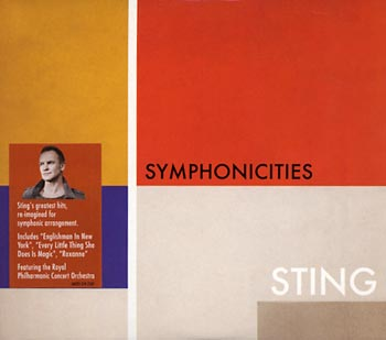 Sting Symphonicities (DG/Universal)