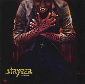 """Stryper """"Murder by pride"""" (Frontiers/Bonnier Amigo)"""