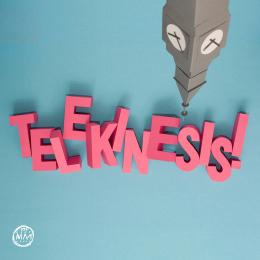 "Telekinesis! ""Telekinesis!"" (Morr Music/Bonnier Amigo)"
