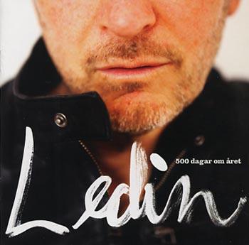 "Tomas Ledin ""500 dagar om året"" (Universal)"