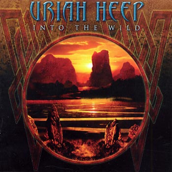 "Uriah Heep ""Into the wild"" (Frontiers/Cosmos)"