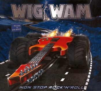 Wig Wam Non stop rocknroll