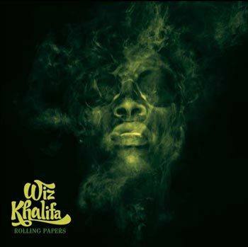 Wiz Khalifa Rolling Papers (Atlantic/Warner)