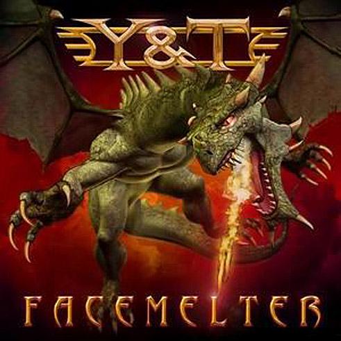 Y&T Facemelter (Frontiers/Bonnier Amigo)